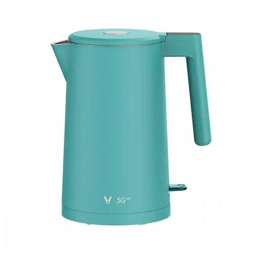 Чайник электрический Xiaomi Viomi Quanshian Electric Kettle Fast Green (YM-K1705)