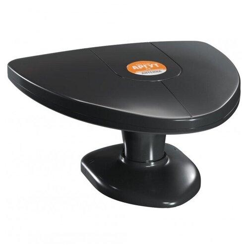 Антенна телевизионная РЭМО BAS-5136-USB аргут, 43 дБ, акт, комнатн, настол