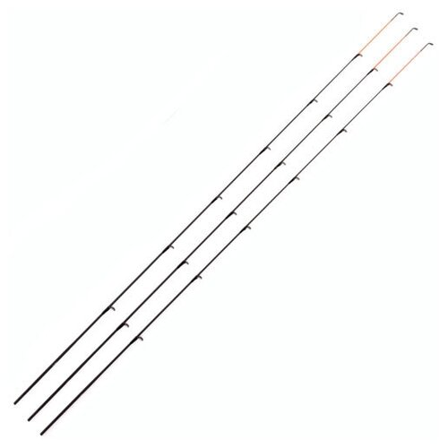 Вершинки сигнальные графитовые 2.00OZ 3.0/570мм 3шт. Tournament