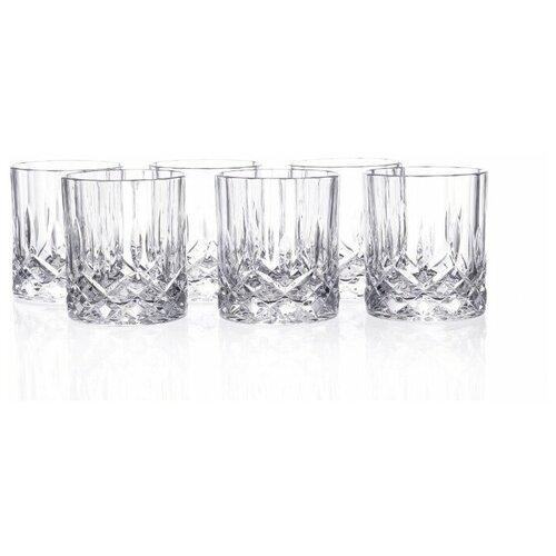 Набор стаканов для виски RCR Opera 210мл (6 шт) набор стаканов для виски rcr riflessi bicolour цветные 300 мл 6 шт