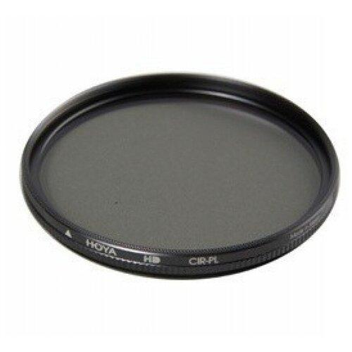 Фото - Фильтр поляризационный Hoya PL-CIR HD - 77mm поляризационный фильтр fst 77mm nano x cpl