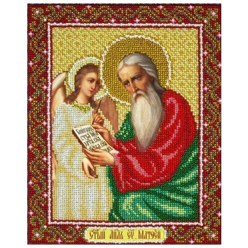 Набор Святой Апостол Евангелист Матфей 20х25 Паутинка Б-1051