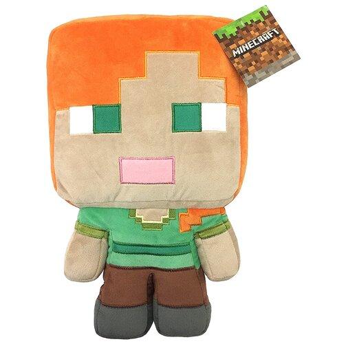 Мягкая игрушка-подушка Minecraft Alex (38 см)
