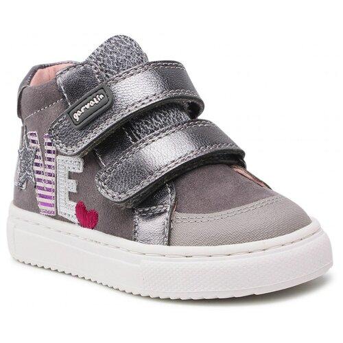 Ботинки Garvalin размер 28, серебряный