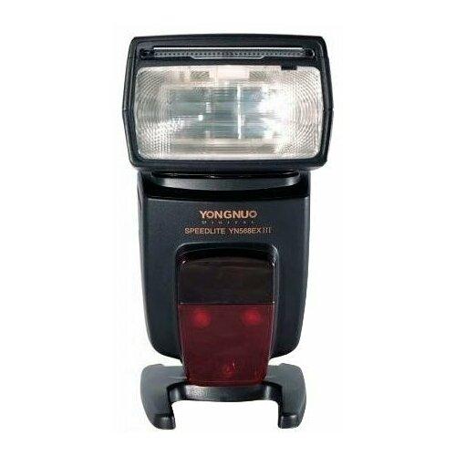 Фото - Вспышка YongNuo Speedlite YN-568EX III for Nikon фотовспышка yongnuo speedlite yn200 kit