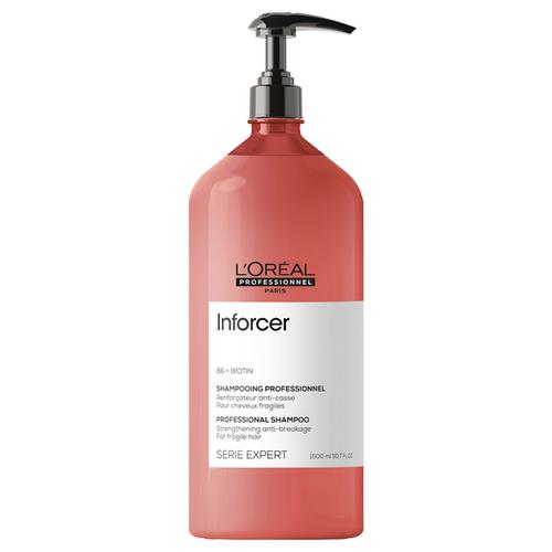 Купить L`oreal Professionnel Serie Expert Inforser Шампунь укрепляющий для предотвращения ломкости волос 1500 мл, L'Oreal Professionnel