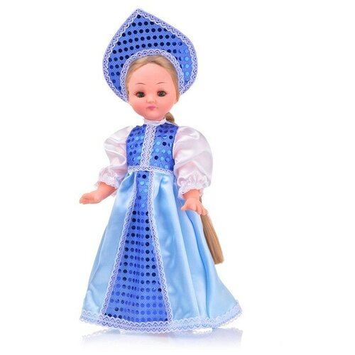 Кукла Россиянка в коробке