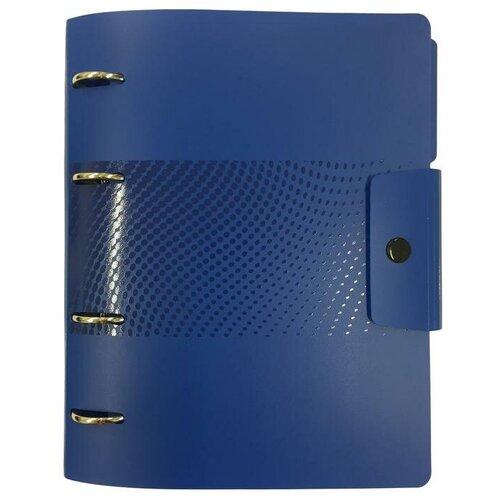 Купить Ежедневник недатированный Attache Digital пластик A5 136 листов синий (175x220 мм) 1 шт., Ежедневники