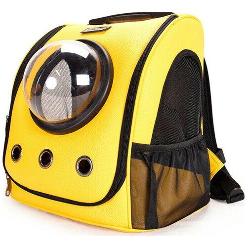 Рюкзак-переноска / Рюкзак-переноска для животных / Переноска для кошек / переноска для собак / прозрачная переноска / Рюкзак переноска для кошек и собак с панорамным иллюминатором