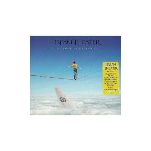 Фото - Компакт-диски, Roadrunner Records, DREAM THEATER - A Dramatic Turn Of Events (2CD) ellis james tandy shawn of skarrow