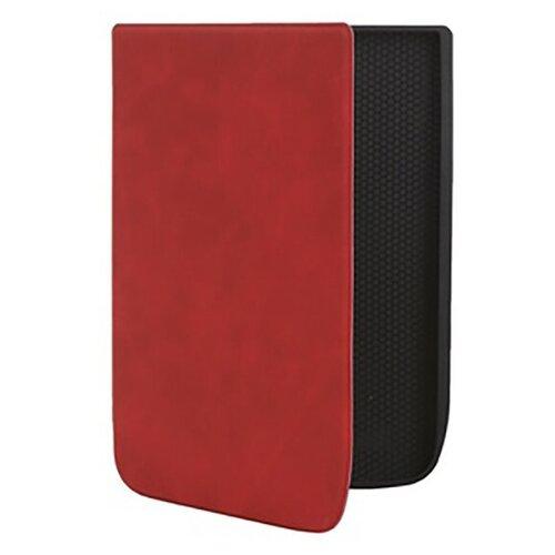 Чехол BookCase для Pocketbook 740 Soft Red BC-PB740-SF-RD