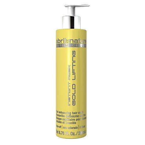 Купить Abril et Nature маска для волос Stem Cells Gold Lifting, 200 мл
