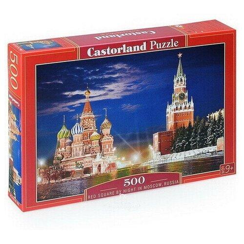 Пазл Castorland 500 деталей: Красная площадь