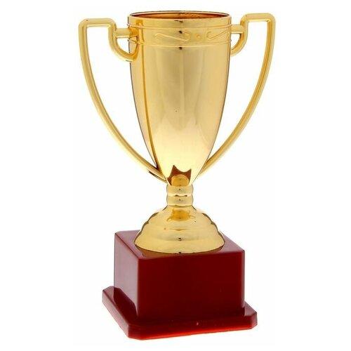 Кубок спортивный 093 Цвет зол, 19 х 12 х 8,7 см 1537056 по цене 292