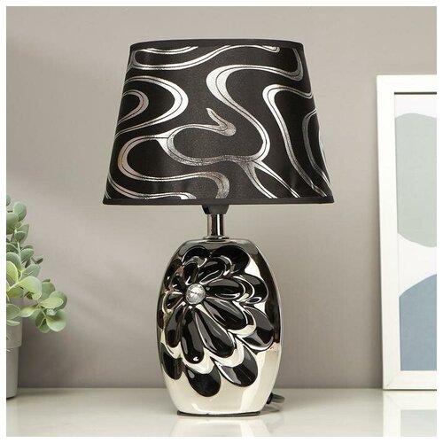RISALUX Лампа настольная абажур
