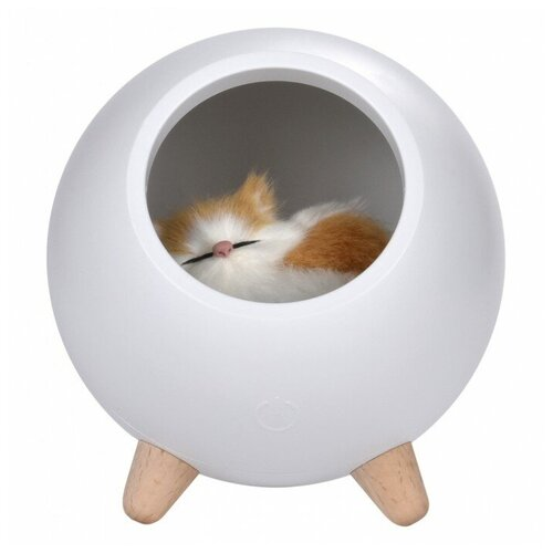сумка roxy roxy ro165bwvof20 ROXY-KIDS Ночник Домик для котёнка