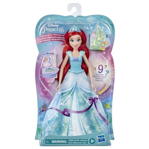 Кукла Ариэль в платье с кармашками Disney Princess