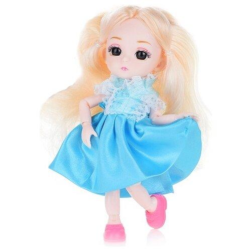 Фото - Кукла Oubaoloon 16 см, А635-R7 кукла oubaoloon martina 14 см 601 c