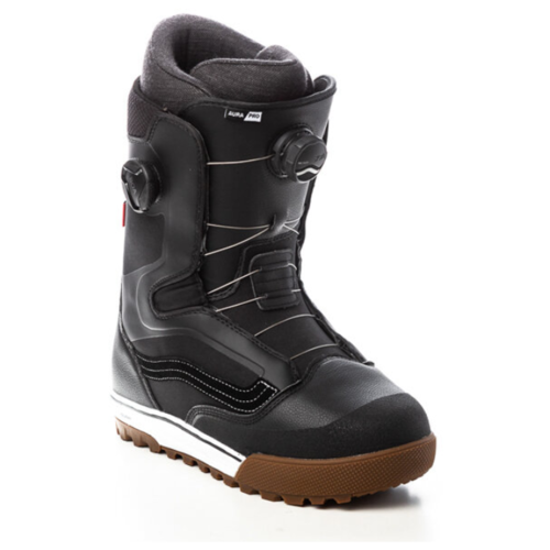 Ботинки для сноуборда мужские VANS Aura Pro Black/White 2022