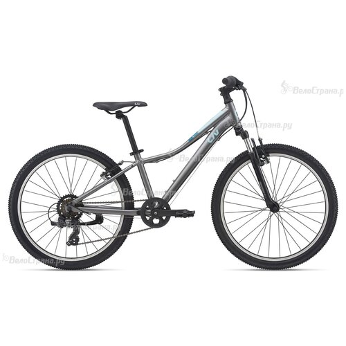 Велосипед Giant Enchant 24 (2021) Серый