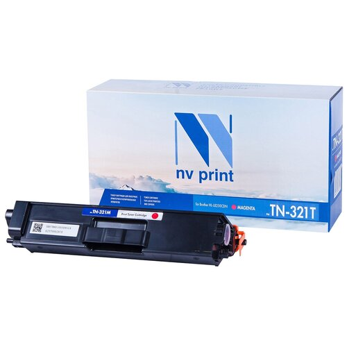 Фото - NV Print Картридж NVP совместимый NV-TN-321T Magenta для Brother HL-L8250CDN (1500k) картридж nv print e250a11e для