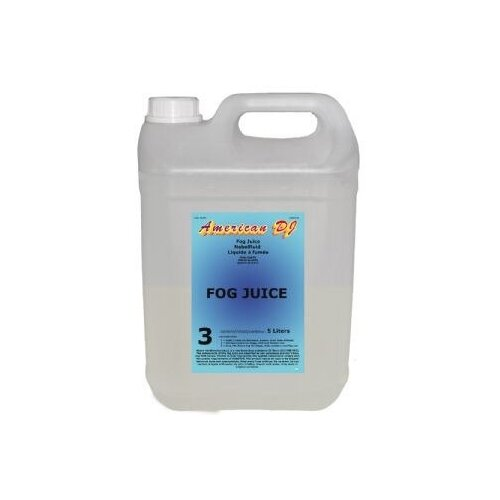 Жидкость для генераторов дыма American DJ Fog juice 3 heavy 5л
