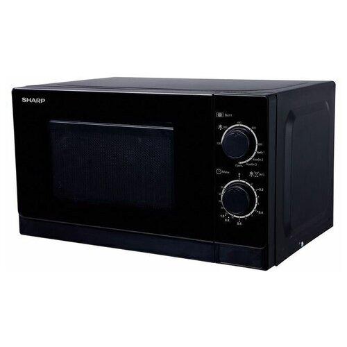 Микроволновая печь SHARP R6800RK GRILL черный