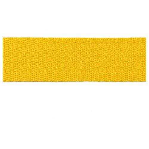 Купить С3713Г17 Стропа-30 30мм*2, 5м, 5шт, 15, 8 г/м (2 желтый) 5 шт, Красная лента, Технические ленты и тесьма