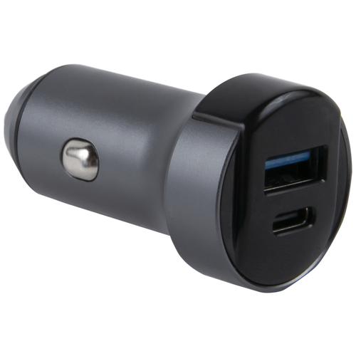 Фото - Автомобильное зарядное устройство Red Line АС-18 USB A + Type-C автомобильное зарядное устройство red line ас 13 3 4a черный ут000018142