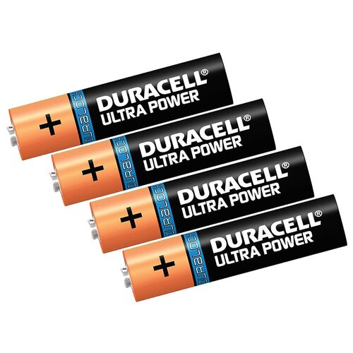 Фото - Батарейка AAA - Duracell LR03 4BL Ultra Power (4 штуки) батарея duracell ultra power lr03 4bl aaa 4шт