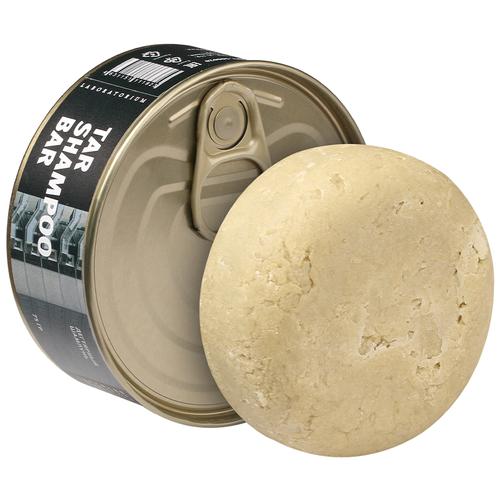 Фото - Твердый шампунь дегтярный (Tar Shampoo bar) Laboratorium твердый шампунь для волос дегтярный 80г