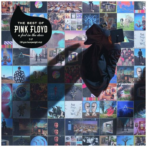 Виниловая пластинка Pink Floyd. A Foot In The Door: The Best Of Pink Floyd (2 LP) виниловая пластинка pink floyd a foot in the door the best of pink floyd 0190295624019