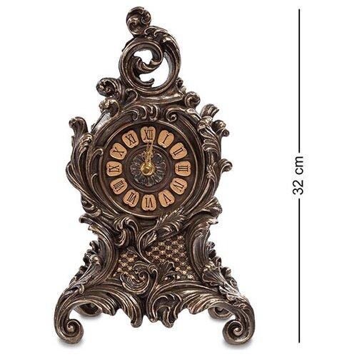 Часы в стиле рококо WS-616 113-902583