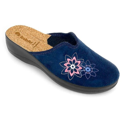 Тапочки Inblu синий 38