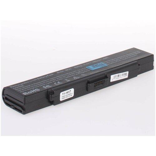 for sony vaio m750 vgn sr 073 0001 4437 Аккумуляторная батарея Anybatt 11-U3-1417 4400mAh для Sony VAIO VGN-S26GP, Vaio VGN-FE41ZR, VAIO VGN-SZ491N, VAIO VGN-FJ270, VAIO VGN-SZ330P, VAIO VGN-SZ280P, VAIO PCG-6G2L, VAIO VGN-FE21HR, VAIO PCG-6GHP, VAIO VGN-FS315M, VAIO VGN-FS920