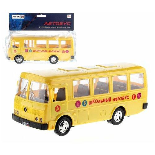 Автобус инерционный автоrus