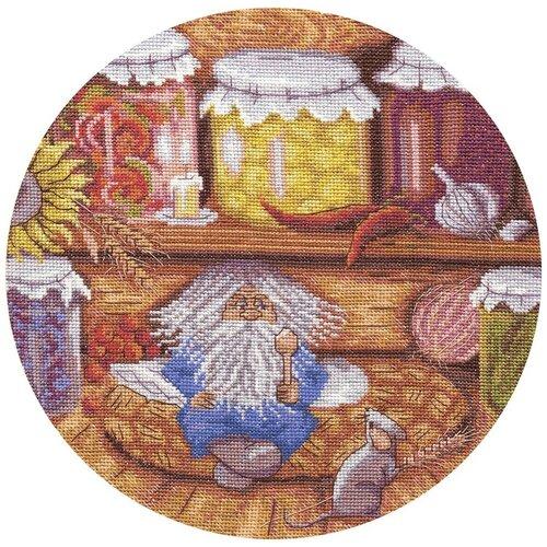 Купить Набор для вышивания крестиком PANNA Домовой-хранитель очага (SO-0938), Наборы для вышивания