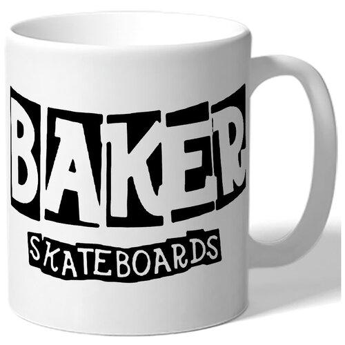 Кружка Baker Skateboards , Гонщик скейта