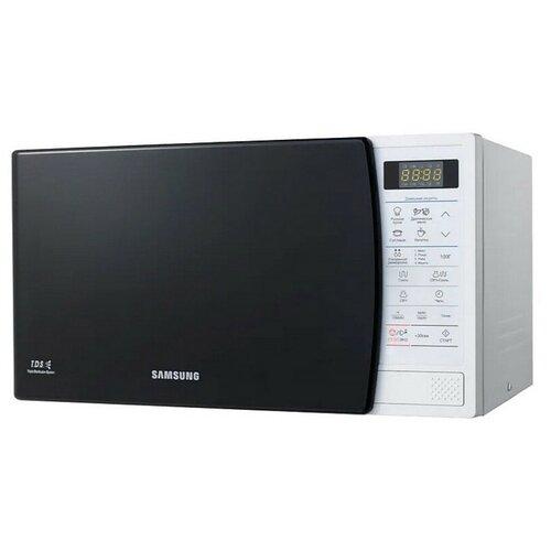 Микроволновая печь Samsung GE83KRW-1/BW, гриль, 23 л, 800 Вт