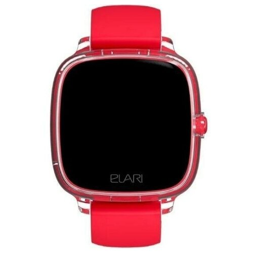 Часы ELARI KidPhone Fresh Красный