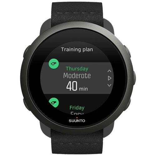 Умные наручные часы Suunto SS050617000 3 All Black