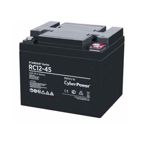 CyberPower Battery CyberPower Standart series RC 12-45 / 12V 50 Ah