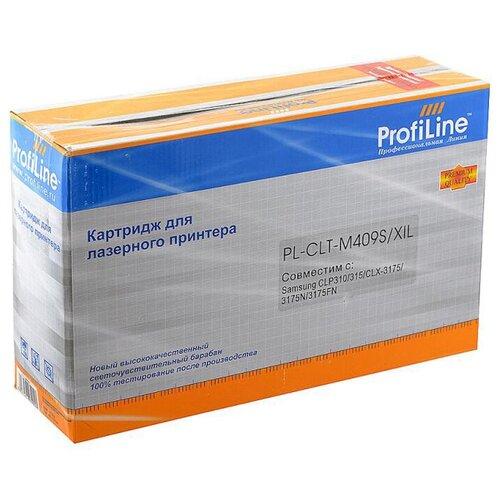 Фото - Картридж CLT-K409S ProfiLine Black для Samsung CLP-310/CLP-315 (1500 стр.) PL-CLT-K409S картридж samsung clt k409s see