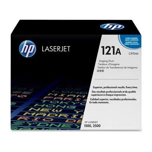 Фото - Фотобарабан Hewlett Packard C9704A (HP 121A) сервисный комплект hewlett packard c8058a для hp laser jet 4100 series