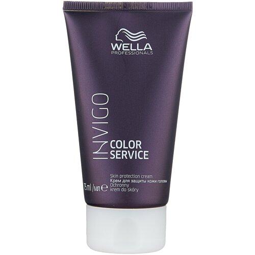 Купить Wella Professionals Invigo Color Service крем для защиты кожи головы, 75 мл