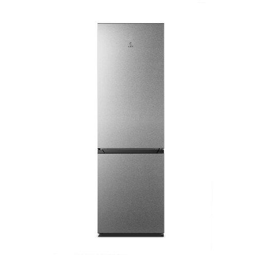Фото - Отдельностоящий холодильник LEX RFS 205 DF INOX холодильник lex rfs 202 df ix