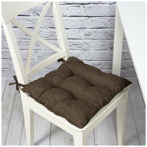 Однотонная подушка на стул Altali