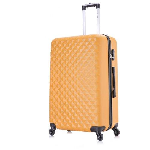 Чемодан LCase, Phatthaya без расширения, оранжевый 28