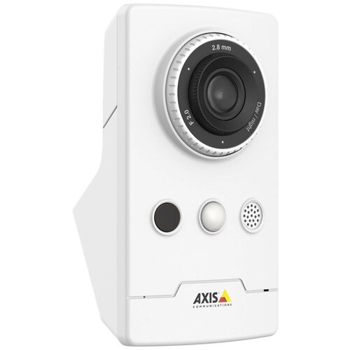 IP камера Камера видеонаблюдения AXIS M1065-L ip камера уличная axis axis q1786 le 01162 001