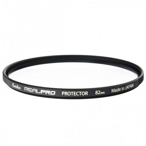 Фото - Фильтр защитный KENKO 82S REALPRO PROTECTOR защитный фильтр kenko 55s mc protector slim 55mm
